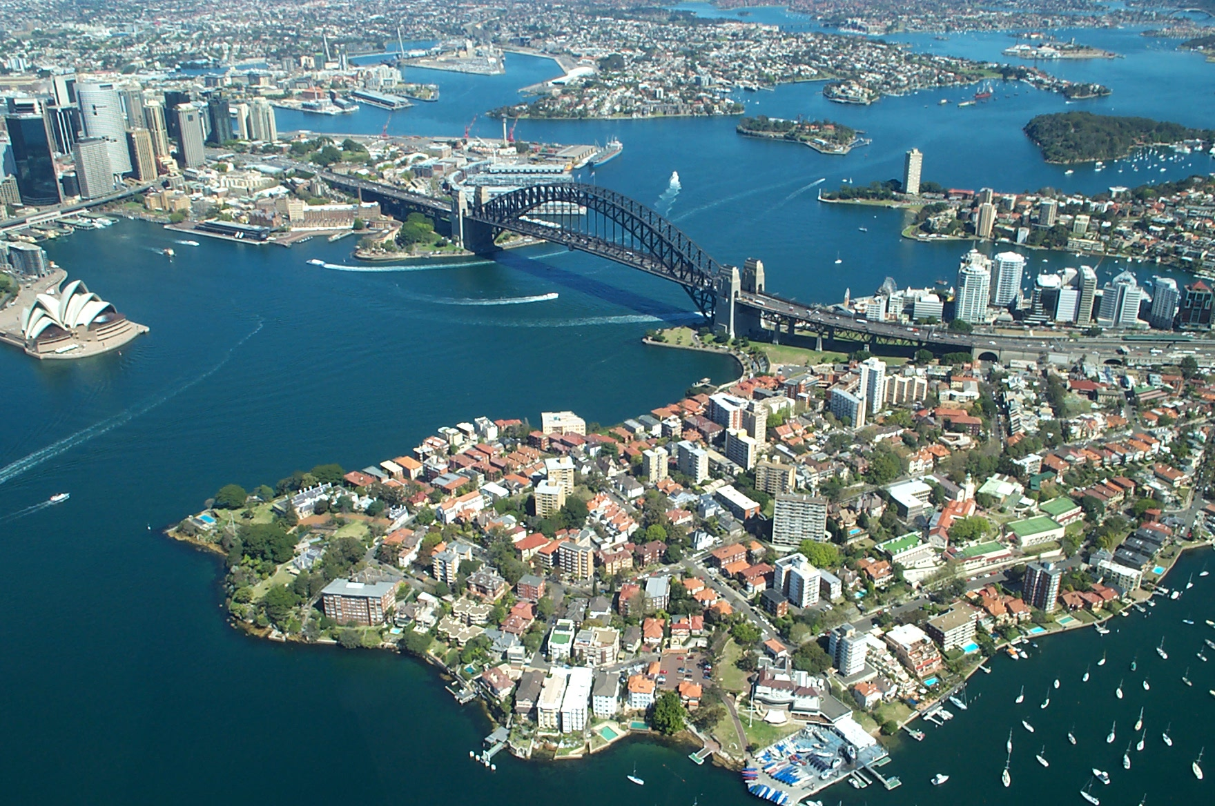 Nice suburbs in sydney